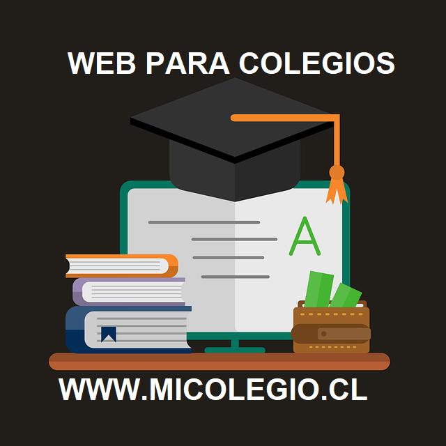 WEB PARA COLEGIOS